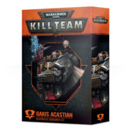 KILL TEAM: GAIUS ACASTIAN (ITA)