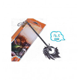 LEAGUE OF LEGENDS SWORD KEYRING 2 - PIETRA ROSSA