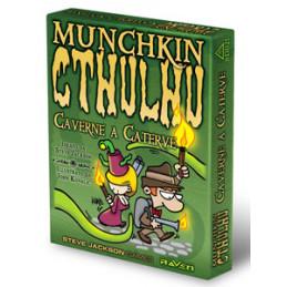 MUNCHKIN CHTULHU - CAVERNE A CATERVE