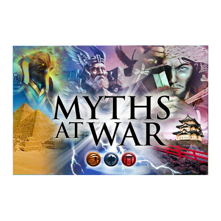 MYTHS AT WAR - THE END OF THE AGE OF MEN