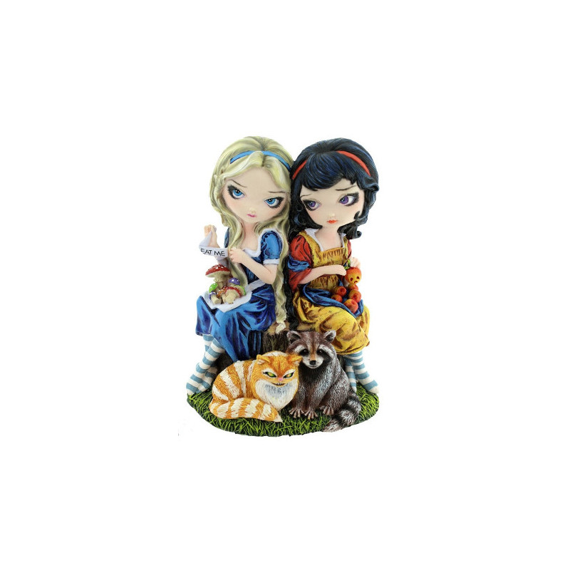 ALICE & SNOW WHITE - JASMINE BECKET LIMITED EDITION COLLECTION - 15CM