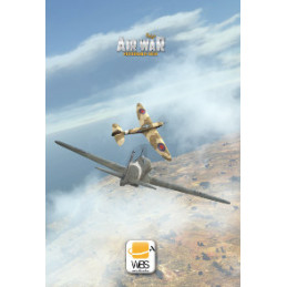 POCKET AIR WAR: MEDITERRANEAN FRONT (ESP)