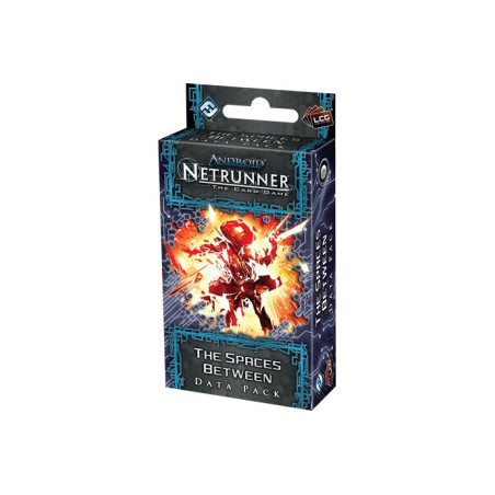ANDROID NETRUNNER: THE SPACES BETWEEN DATA PACK