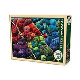 PUZZLE 1000 PZ. - PLENTY OF YARN