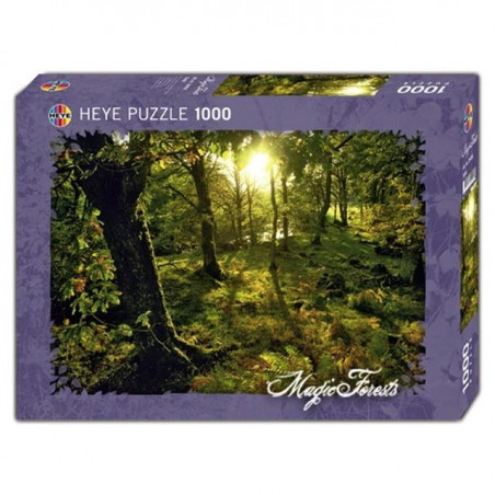 PUZZLE 1000 PZ. MAGIC FORESTS - GLADE