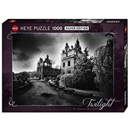 PUZZLE 1000 PZ. TWILIGHT - CASTLE