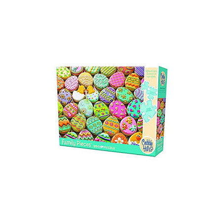 PUZZLE 350 PZ. - EASTER COOKIES