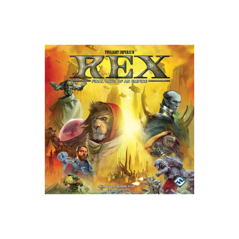 REX - FINAL DAYS OF AN EMPIRE
