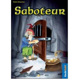 SABOTEUR - NUOVA EDIZIONE