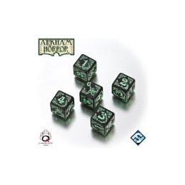 SET DADI ARKHAM HORROR - NERI
