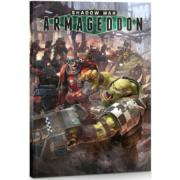 SHADOW WAR: ARMAGEDDON RULEBOOK (ITA)