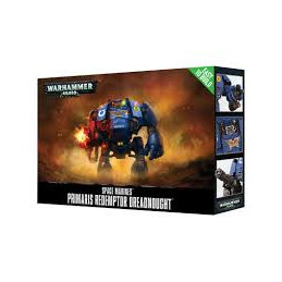 SPACE MARINES PRIMARIS - REDEMPTOR DREADNOUGHT ETB
