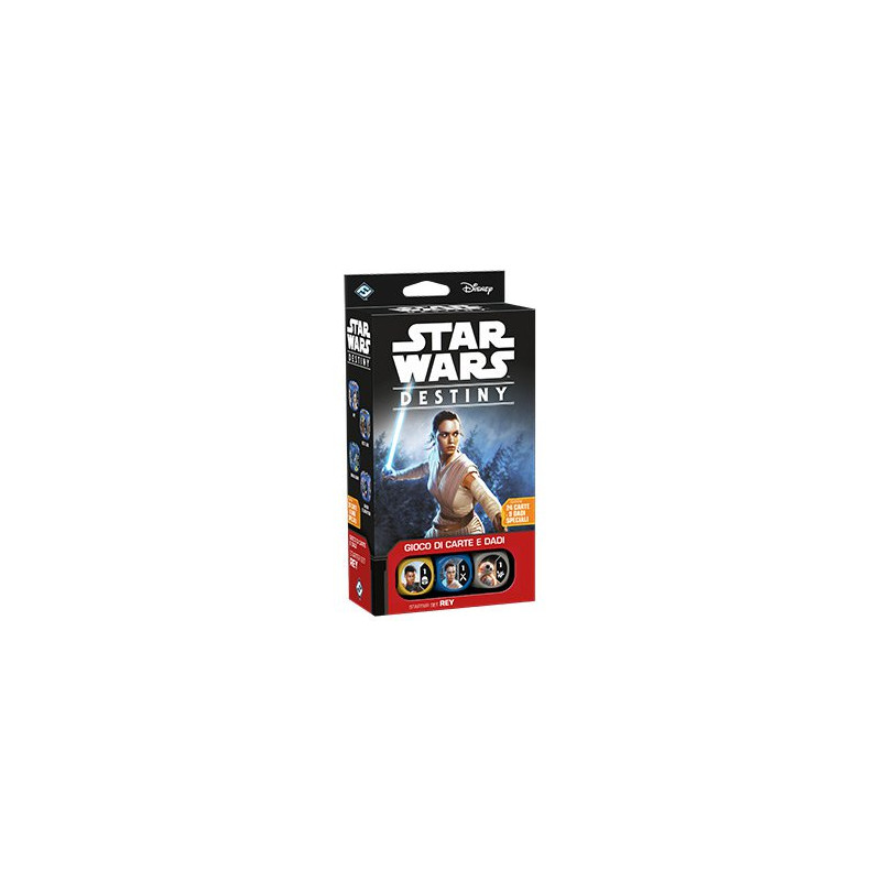 STAR WARS DESTINY - STARTER DECK REY