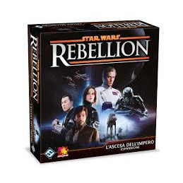 STAR WARS REBELLION: L\'ASCESA DELL\'IMPERO