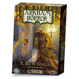 ARKHAM HORROR: IL RE IN GIALLO