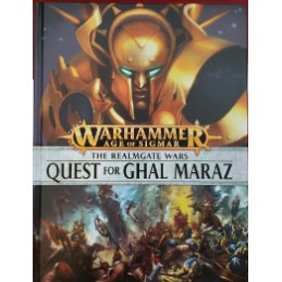THE QUEST FOR GHAL MARAZ (ITA)