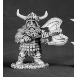 THURGE THREEFORGE, DWARF HERO