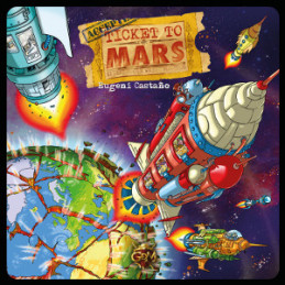 TICKET TO MARS - ITA