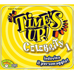 TIME\'S UP! CELEBRITY 1 GIALLO