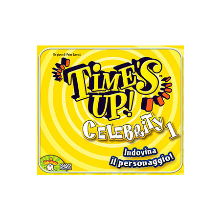 TIME'S UP! CELEBRITY 1 GIALLO