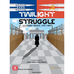 TWILIGHT STRUGGLE DELUXE EDITION - ITA