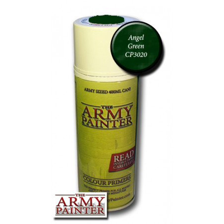 ARMY PAINTER - SPRAY PRIMER ANGEL GREEN