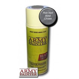 ARMY PAINTER - SPRAY PRIMER METALLO (Plate Mail Metal)