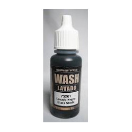 VALLEJO GAME COLOR 17 ML - BLACK WASH