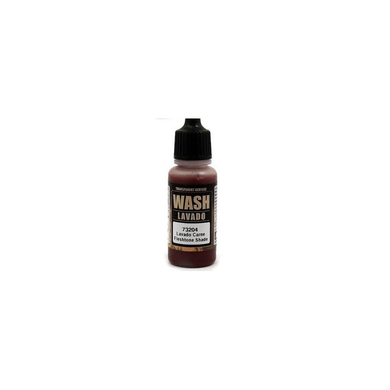 VALLEJO GAME COLOR 17 ML - FLESH WASH