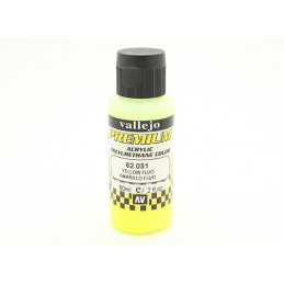 VALLEJO PREMIUM 60ML - GIALLO FLUORESCENTE