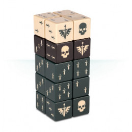 WARHAMMER 40000: DARK ANGELS DICE