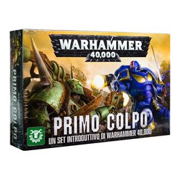 WARHAMMER 40000: PRIMO COLPO