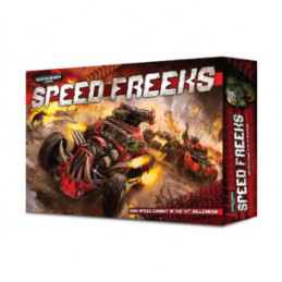 WARHAMMER 40000: SPEED FREEKS (ITALIANO)
