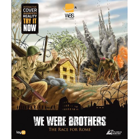 WE WERE BROTHERS - ECO LINE