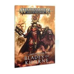 BATTLETOME: BLADES OF KHORNE (ITA)