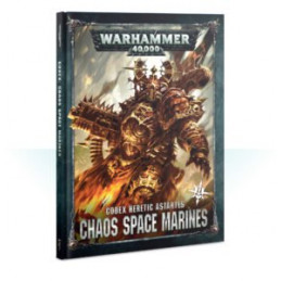 CODEX: SPACE MARINE DEL CHAOS 2 (ITA)