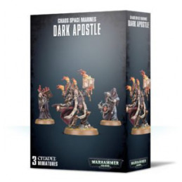 CHAOS SPACE MARINES DARK APOSTLE