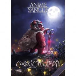 ANIME E SANGUE - SECONDA EDIZIONE - CUORICINILANDIA