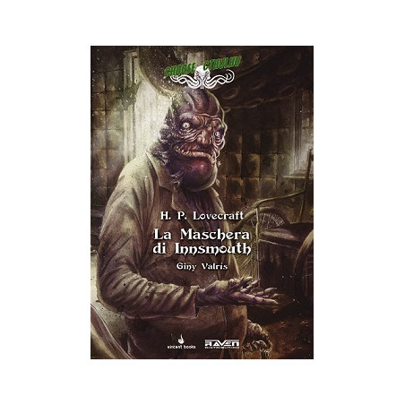 CHOOSE CTHULHU VOL. 3 - LA MASCHERA DI INNSMOUTH