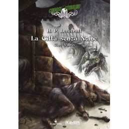 CHOOSE CTHULHU VOL. 4 - LA CITTA\' SENZA NOME