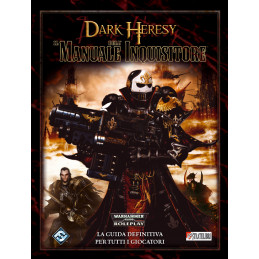 DARK HERESY - MANUALE DELL\'INQUISITORE