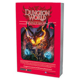 DUNGEON WORLD - 2 EDIZIONE