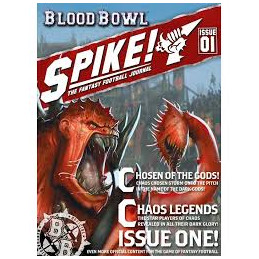 SPIKE! JOURNAL: ISSUE 1 (ITA)