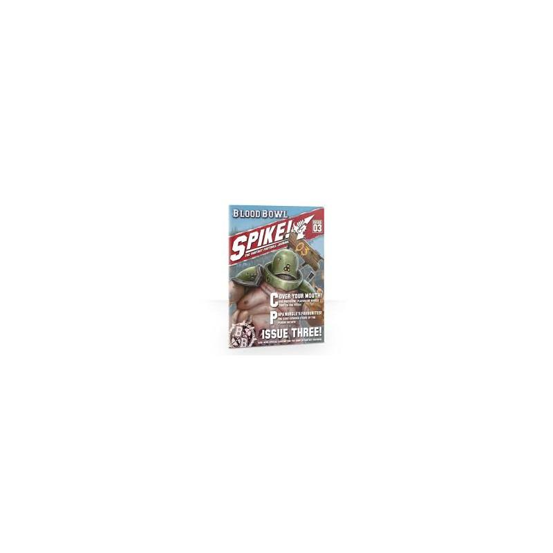 SPIKE! JOURNAL: ISSUE 3 (ITA)