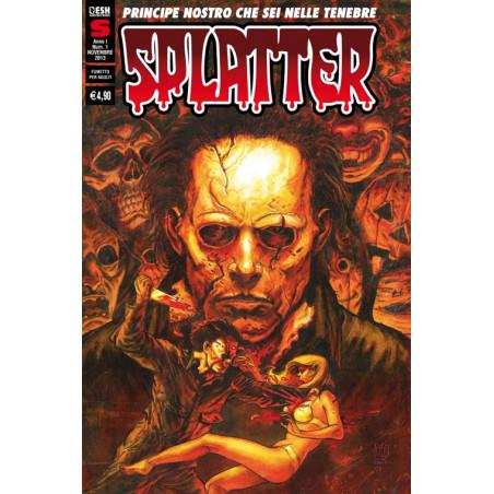 SPLATTER NUM. 1 - NOVEMBRE 2013
