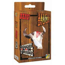 BANG! - HIGH NOON + A FISTFUL OF CARDS - ITA