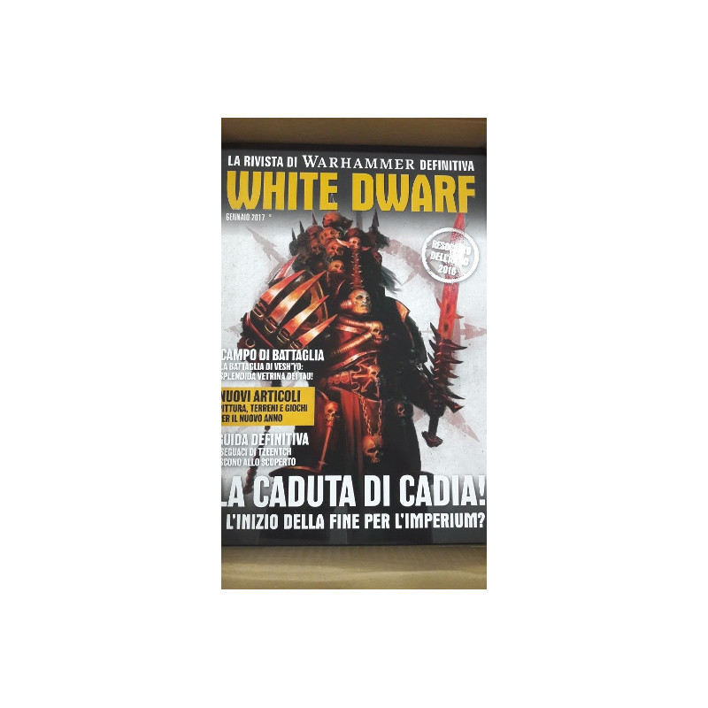 WHITE DWARF (ITA)