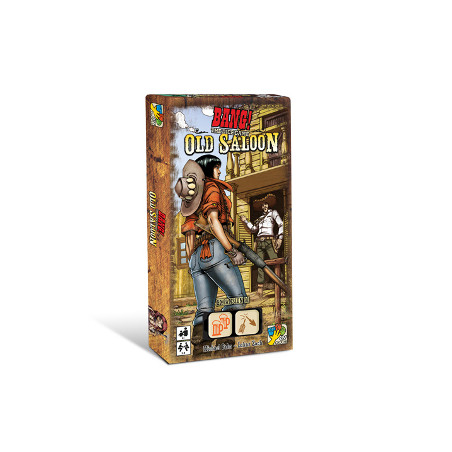 BANG! - THE DICE GAME: OLD SALOON