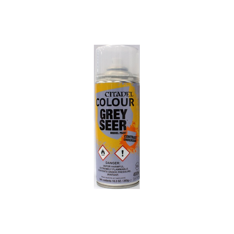 SPRAY GREY SEER 400ML