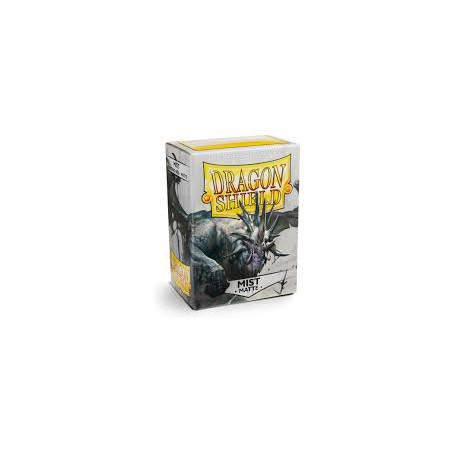 DRAGON SHIELD PROTEGGI CARTE STANDARD - MATTE MIST (100)